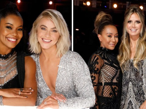 America's Got Talent welcomes Gabrielle Union and Julianne Hough as Mel B and Heidi Klum's replacements and we can't get enough