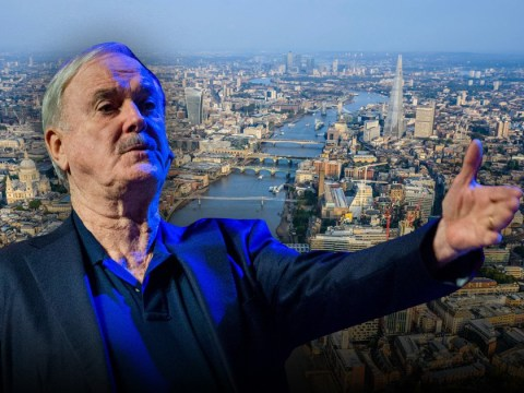 John Cleese complains London is 'not an English city anymore', despite moving to Caribbean