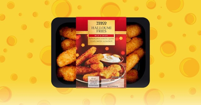 Tesco Has Made Its Halloumi Fries A Permanent Addition To