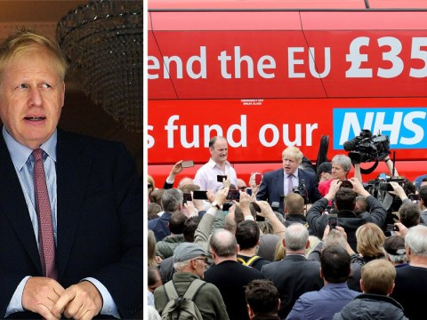 Boris Johnson will fight being ordered to court over 'Brexit bus lies'