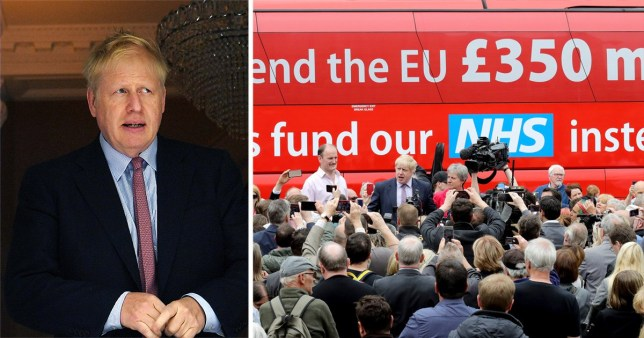 Boris Johnson's legal team has launched an appeal against the summons issued to him over 'lies' told during the 2016 Brexit referendum