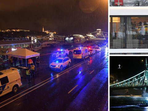 Seven dead and 19 missing as tourist boat crashes and sinks in Budapest
