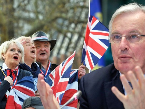 Michel Barnier blames Brexit on 'British nostalgia' and says there's no new deal