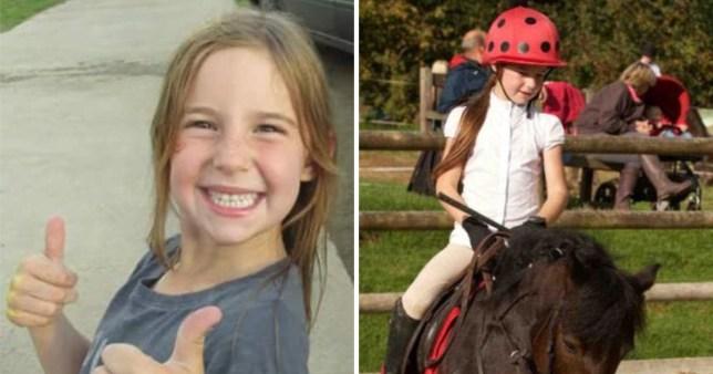 Girl died on quad bike