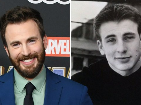 Avengers' Chris Evans has some brutal words for himself as he shares first ever headshot