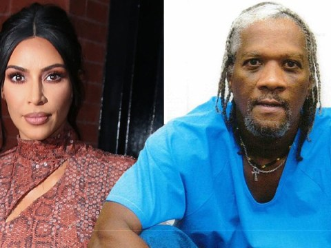 Kim Kardashian spends day on death row as she visits inmate she's helping to release
