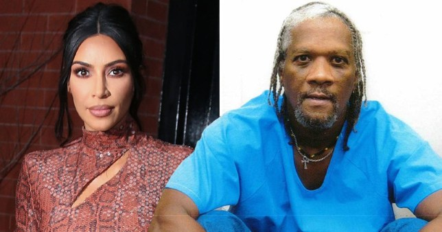 Kim Kardashian visits death row