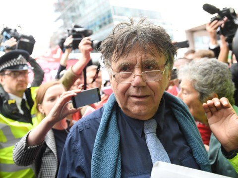 Labour's Peter Willsman suspended from party for 'antisemitic rant' caught on tape