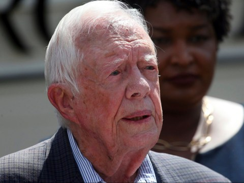 Oldest living ex-president Jimmy Carter, 94, has surgery after fall