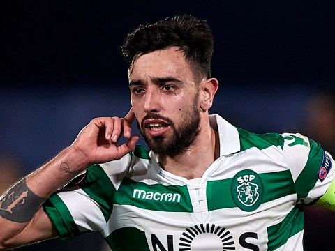 Atletico Madrid join Man Utd in race for Sporting Lisbon's Bruno Fernandes