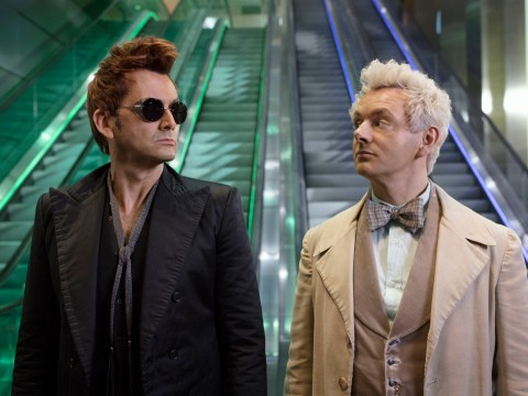 Good Omens review: David Tennant and Michael Sheen steal the show in this devilish delight