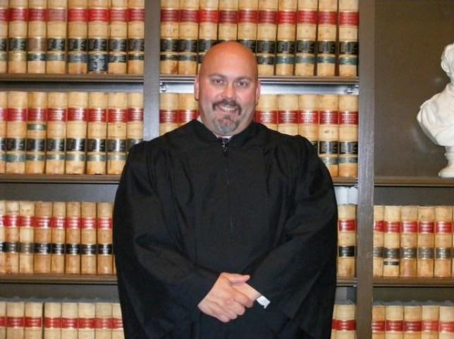 Superior Court Judge Scott Gallina