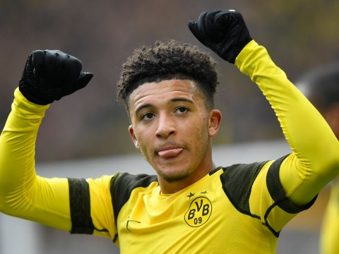 Jadon Sancho to reject Manchester United and stay at Borussia Dortmund for another year