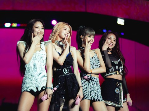BLACKPINK front the new wave of girlbands as they bring edgy brand K-pop to London