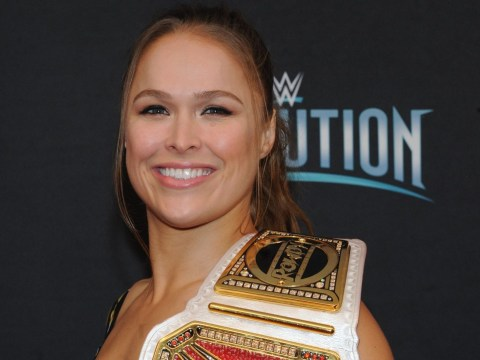 Ronda Rousey 'needs to get better at faking it' after slamming WWE as 'scripted and made up'