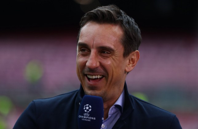 4a63aa862 Gary Neville  shocked  by how impressive Andy Robertson has been for  Liverpool