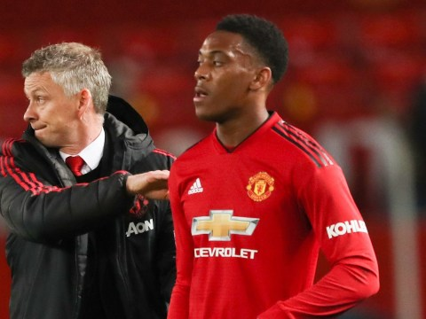 Anthony Martial's agency hit back at criticism over his Manchester United performances