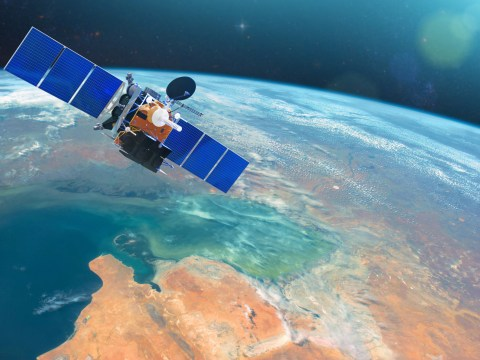 France plans to arm satellites with 'powerful lasers' by 2032