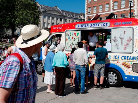 Ice cream vans banned from parts of London to protect children