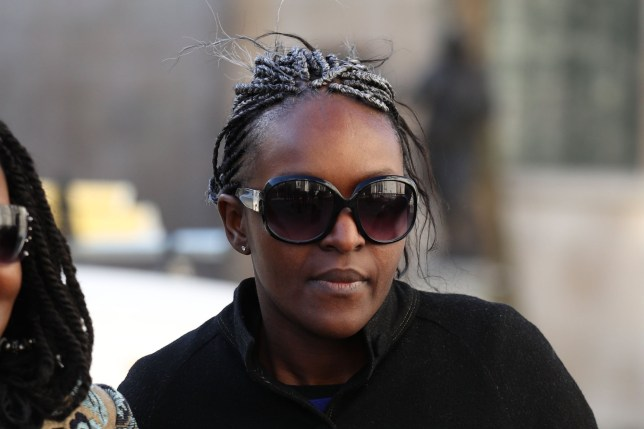 File photo dated 05/03/19 of MP Fiona Onasanya, as a petition that could unseat the disgraced MP will close to voters in her Peterborough constituency on Wednesday. PRESS ASSOCIATION Photo. Issue date: Wednesday May 1, 2019. Ms Onasanya, 35, who was elected as a Labour MP, served just 28 days of a three-month prison sentence for lying about who was driving her car when it was caught speeding in July 2017. See PA story POLITICS Onasanya. Photo credit should read: Yui Mok/PA Wire