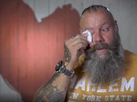 First Dates contestant in tears after not seeing his son in 13 years: 'It's gut-wrenching'