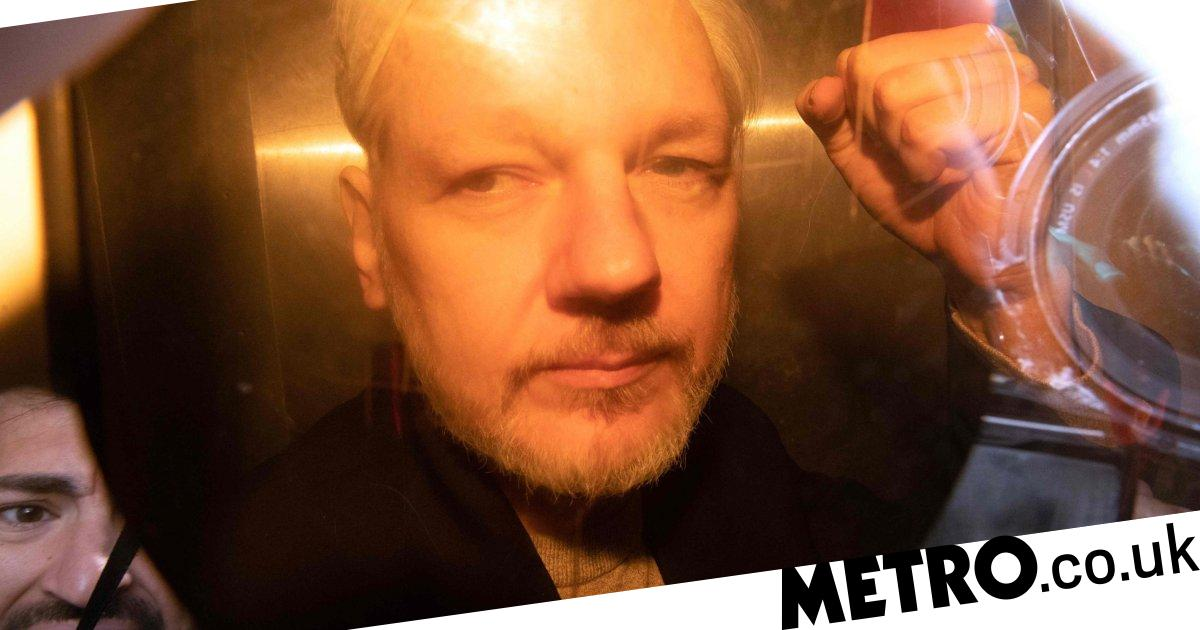 WikiLeaks founder Julian Assange jailed for 50 weeks for breaching bail conditions