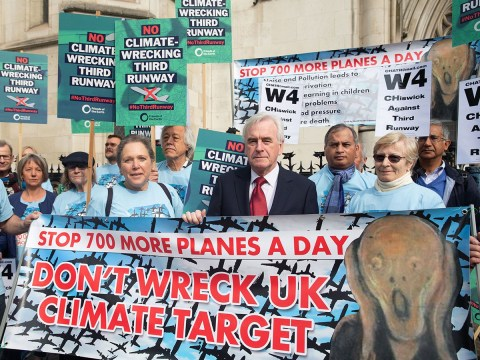 Environmental campaigners lose fight against Heathrow airport expansion