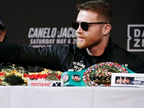 Canelo Alvarez: Daniel Jacobs much better fighter than Gennady Golovkin
