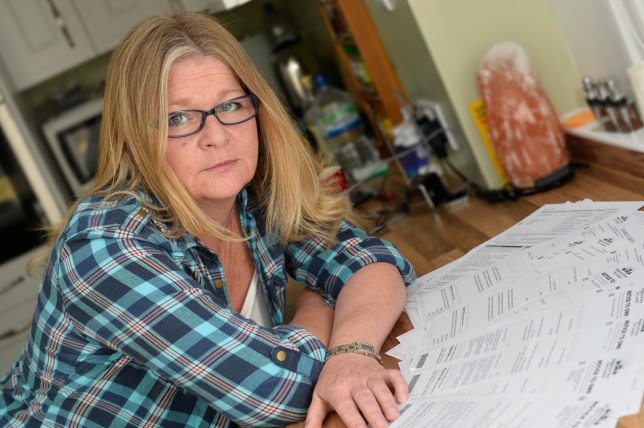 BARRY KEEVINS HAS WORDS 07515 382 675 barry@saxrohmer.co.uk RSCH chemo nurse Louise Amery is in a lot of debt with parking fines because she can only park in eight-hour spaces around the hospital even though she works ten-hour shifts. She wants to speak to the council to arrange a plan to pay the debt over a period of time and she also hopes that the time limit on spaces around the hospital can be increased.