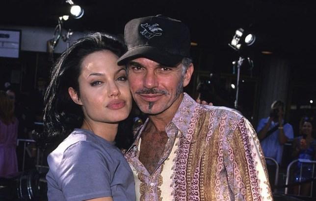 Angelina Jolie Still Good Friends With Ex Husband Billy