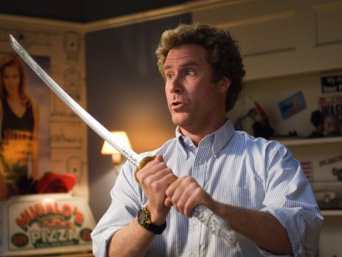 What other Will Ferrell movies are on Netflix as Dead to Me is released