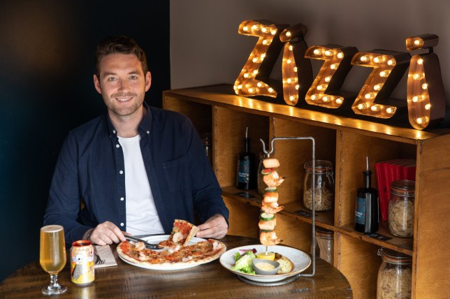 Zizzi has hired an instagrammer to take photos of the food