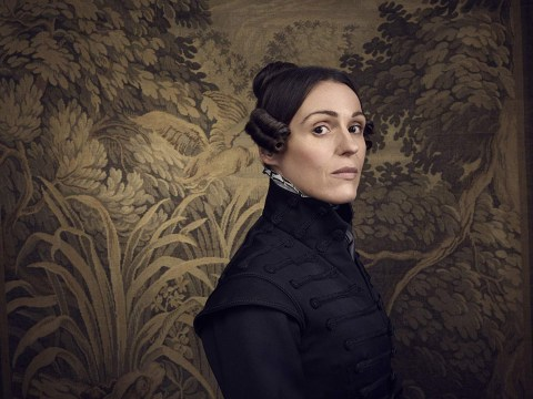Suranne Jones spent months growing out armpit hair for Gentleman Jack – and it wasn't even shown
