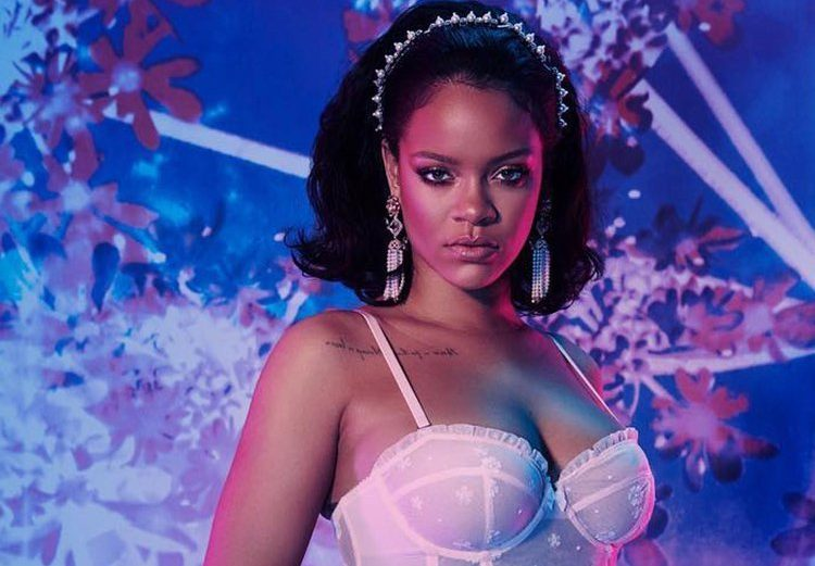 Rihanna did not come here to play as she drops new Savage x Fenty line