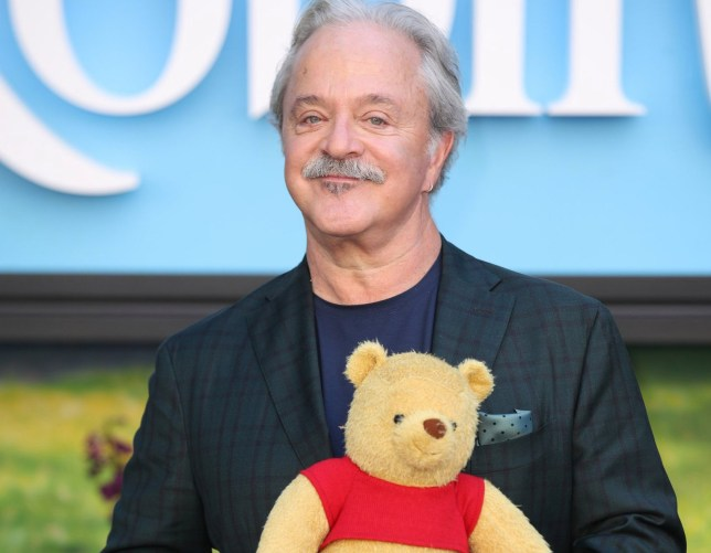 LONDON, ENGLAND - AUGUST 05: Jim Cummings attends the European Premiere of 'Christopher Robin' at BFI Southbank on August 5, 2018 in London, England. (Photo by Mike Marsland/Mike Marsland/WireImage)