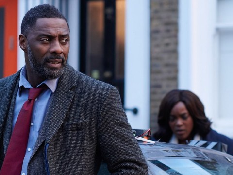 Idris Elba confirms plans for Luther movie are in the works: 'We're this close to making a film'