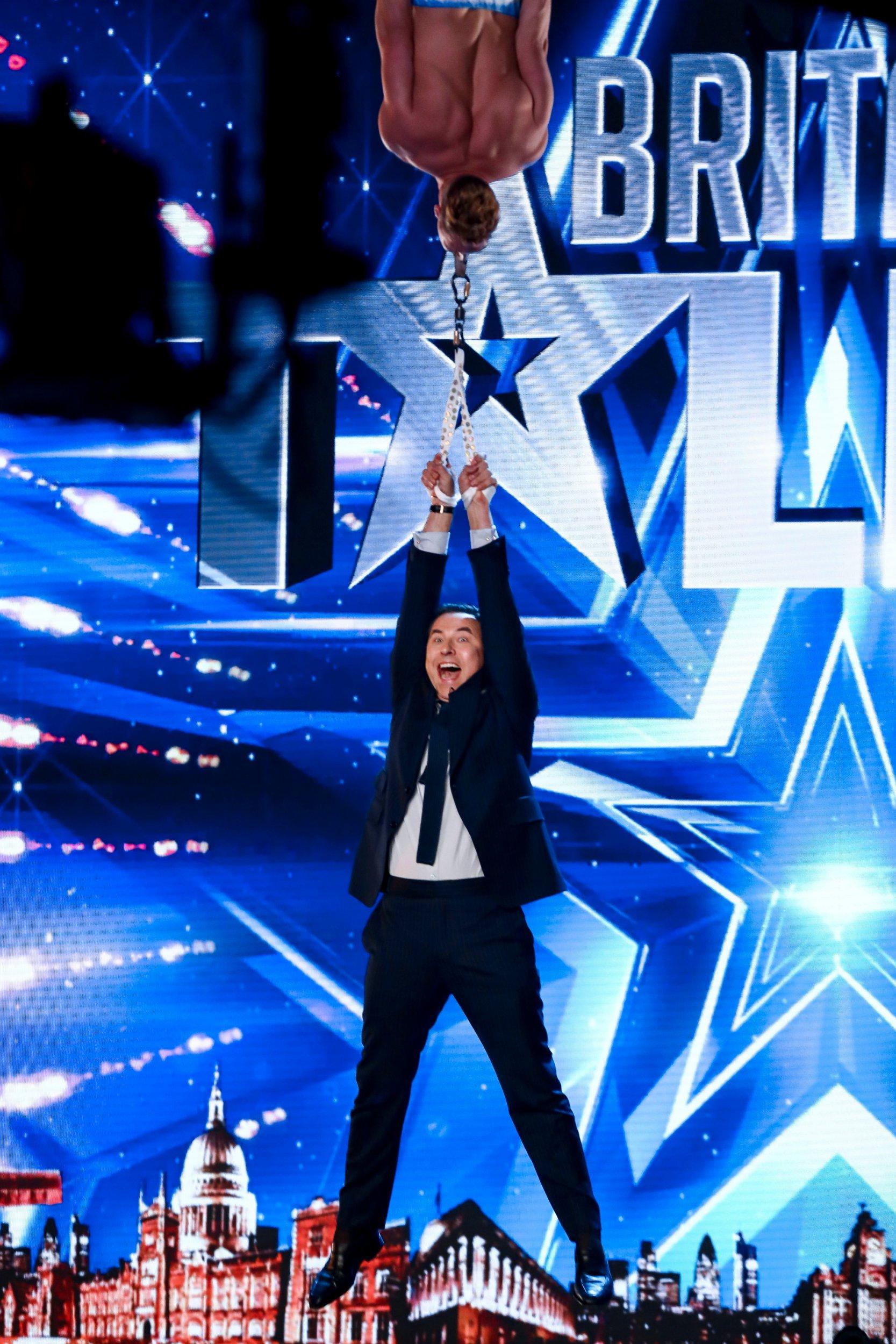 David Walliams Britain's Got Talent