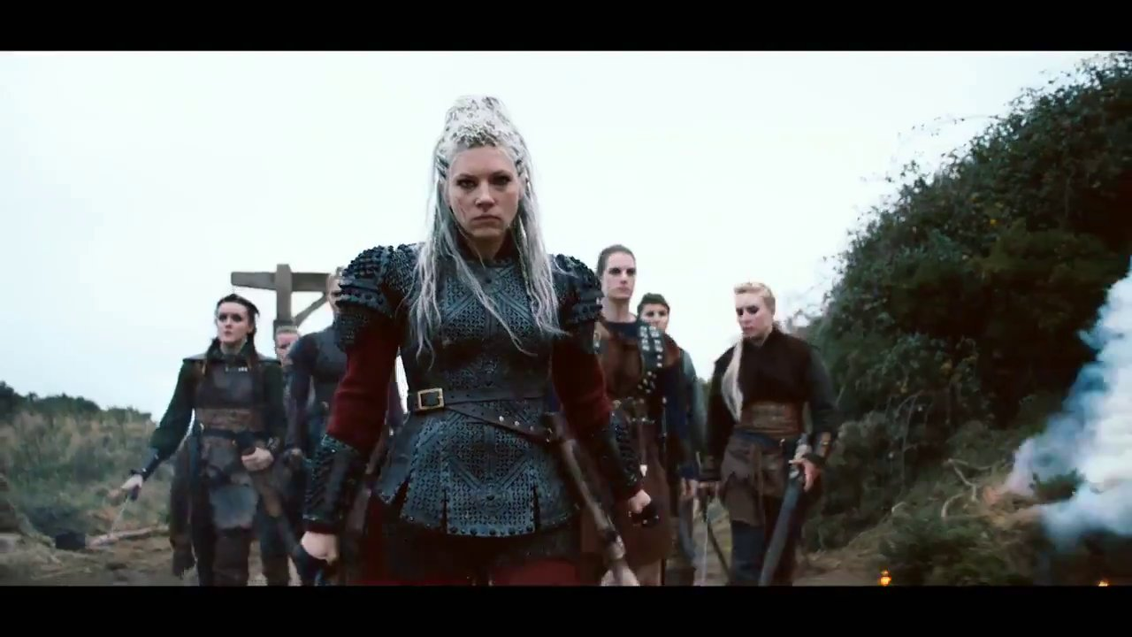 Vikings season 6 trailer has fans convinced Lagertha is going to die