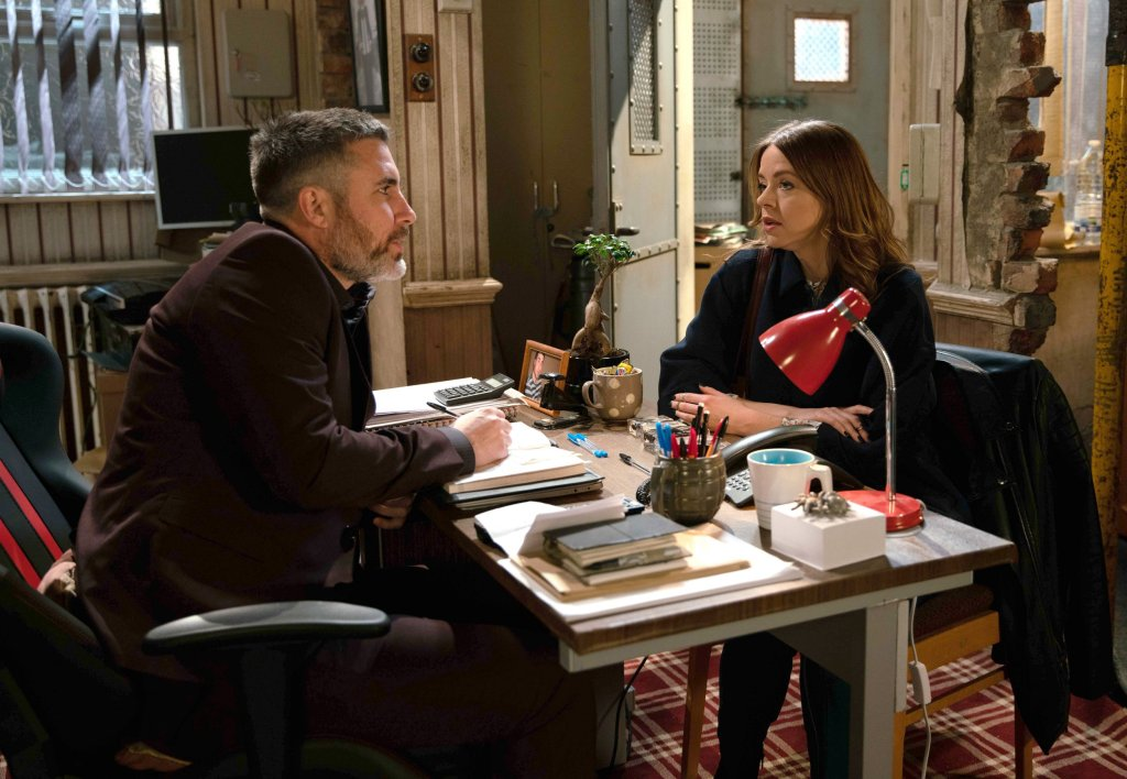 SEI_66009777 12 soap spoiler pictures: Coronation Street crash, EastEnders death plot, Emmerdale's Maya caught, Hollyoaks' Laurie exposed