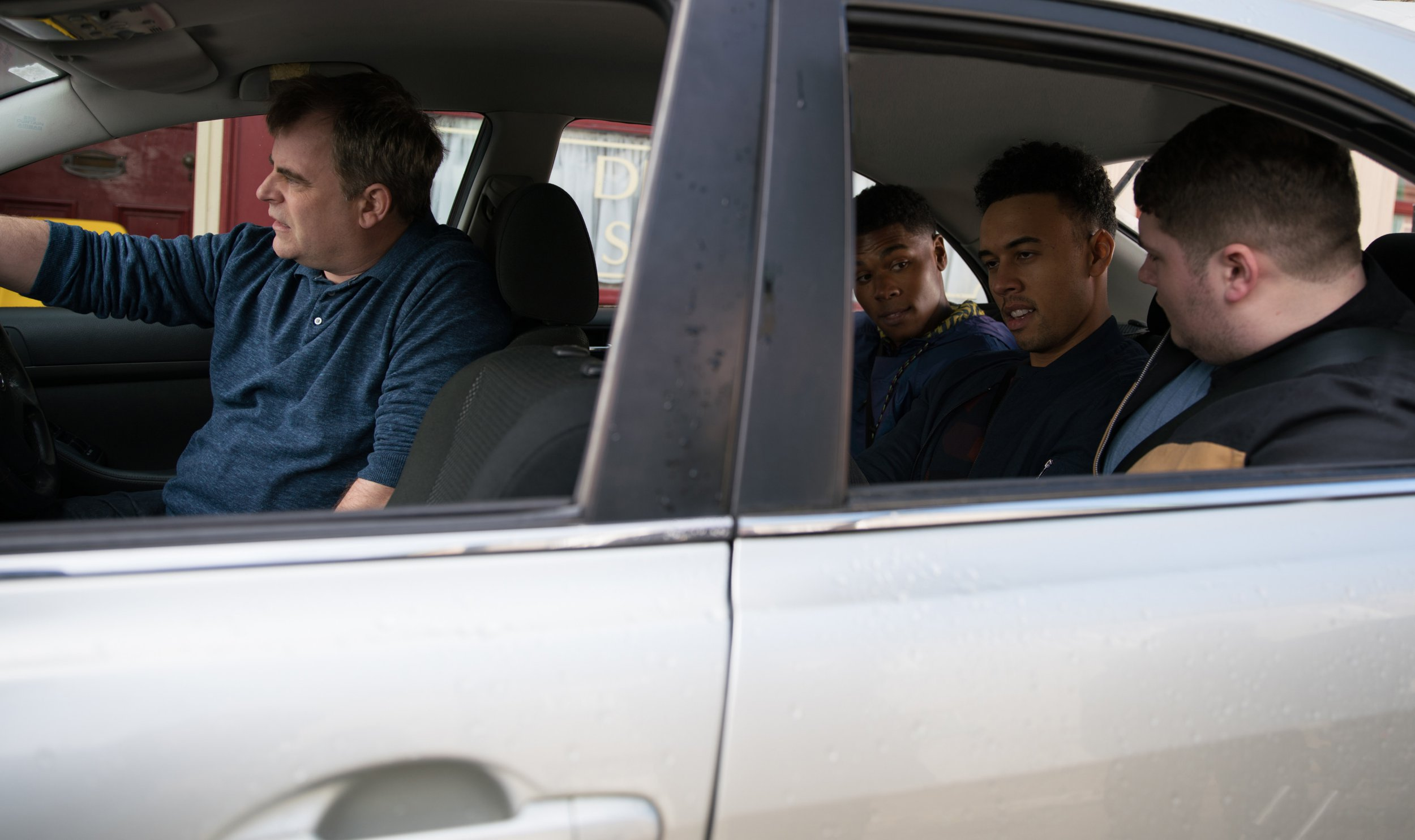 Coronation Street spoilers: Hit and run danger as Steve McDonald gets back behind the wheel