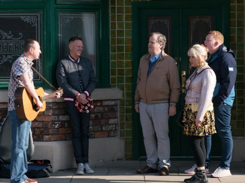 Coronation Street spoilers: Kirk Sutherland exits as he leaves street in search of fame