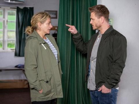 Emmerdale spoilers: David Metcalfe vows to kill Maya Stepney