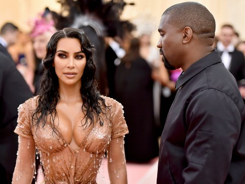 Kim Kardashian's Thierry Mugler Met Gala dress originally had fake nipples attached