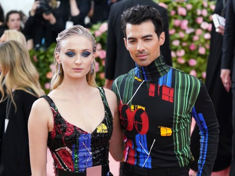 Sophie Turner wants to be Joe's love interest in every Jonas Brothers music video