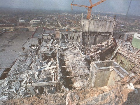 Where is Chernobyl and what happened there?