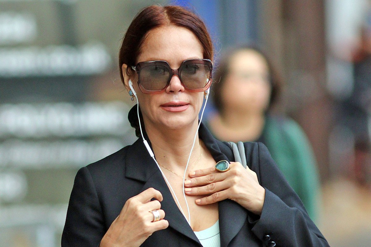 Pic shows Simin Doyich. FILE PICTURE A jilted mistress who inflicted 'emotional GBH' on her lover's wife on Twitter has walked free from court. Simin Doyich, 45, met up for sex sessions with the married hedge fund manager at his home and on luxury business trips to Paris and Zurich where they romped in five-star hotels. The wealthy 55-year-old also had sex with her in his office in which she role-played as a 'sexy' secretary coming in for a job interview after they met on the dating site 'Illicit Encounters'. SEE STORY CENTRAL NEWS