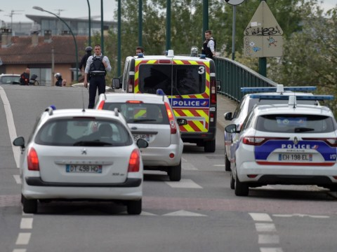 Armed man, 17, 'holds four people hostage' in shop near Toulouse airport