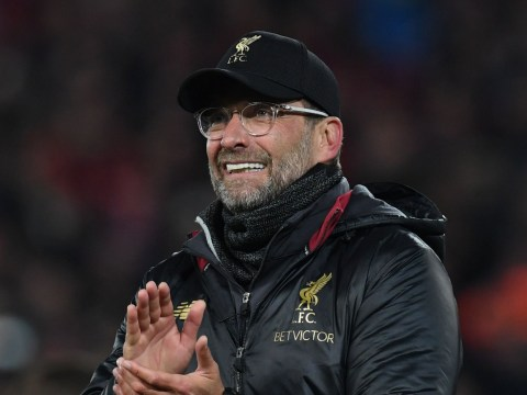 Jurgen Klopp reveals how Liverpool's players reacted to Manchester City's win over Leicester after Barcelona comeback