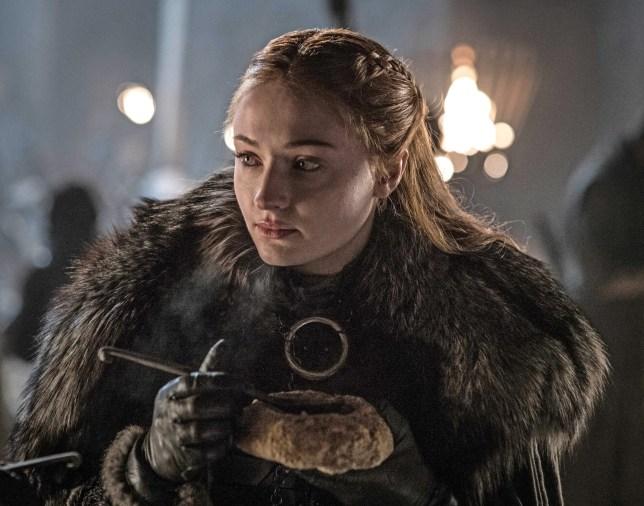 Sansa Stark in Game of Thrones season 8 episode 5