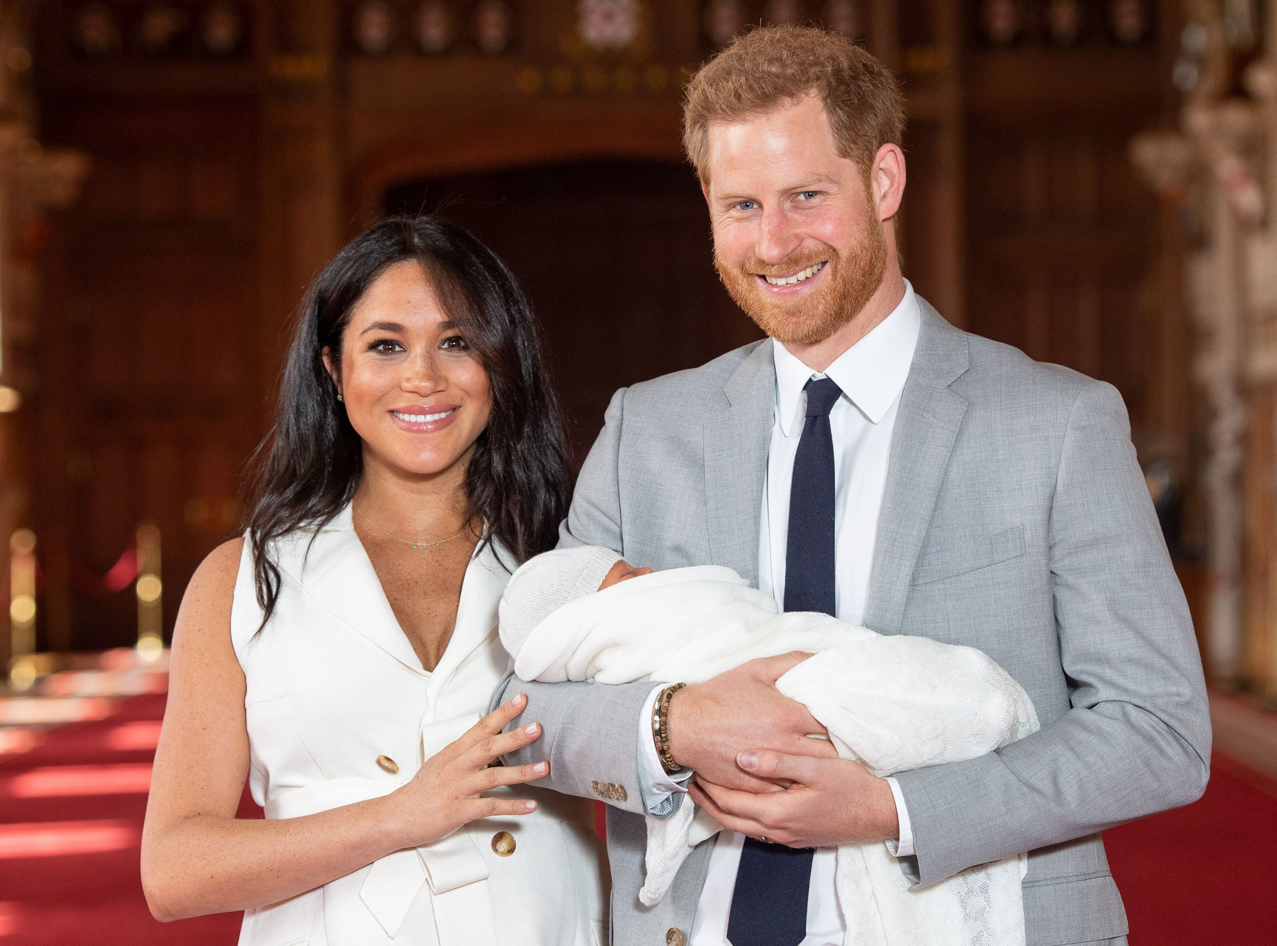 Archie is one of the biggest surprises in royal betting history